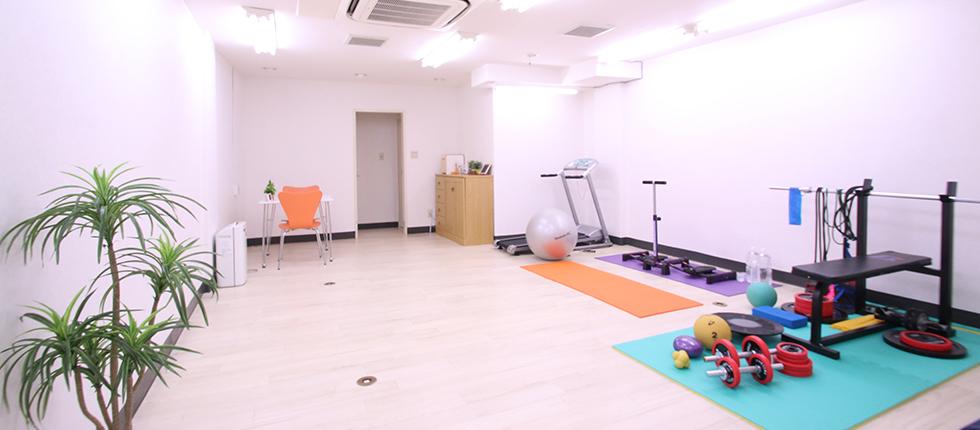 新宿のダイエット専門・パーソナルトレーニングジムBellpha(ベルファ)トップ画像3