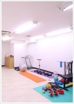 完全個室のパーソナルトレーニングスタジオ
