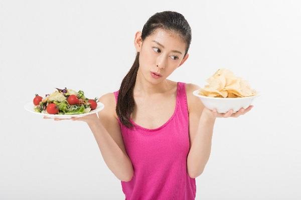 健康に悪い食習慣